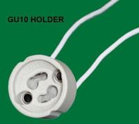 Wholesale For High Quality GU10 LED Light Lamp Bulb socket Adapter Converter Holder Brand New