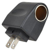 Wholesale Universal AC to DC Car Cigarette Lighter Socket Adapter Converter v V to V US Plug