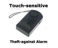 Wholesale door handle alarm door touch alarm dB anti theft alarm scaring thefting alarm door sensor knob H945