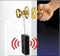 Wholesale Hotselling best price Touch Knob Door Entry Alarm Alert Security Anti Theft from egomall H945
