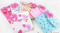 Fabric Sundries Folding Wholesale -25pcs lot Girls must-have item sanitary Sanitary napkins package Cotton Fold bag