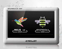 Wholesale Teclast C430PE GB inch Touch Screen Android P Smart MP4 MP5 Player