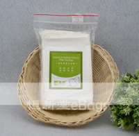 Wholesale eBags pieces S x8cm Empty Tea Bag Sealed by String Filter paper Tea tools