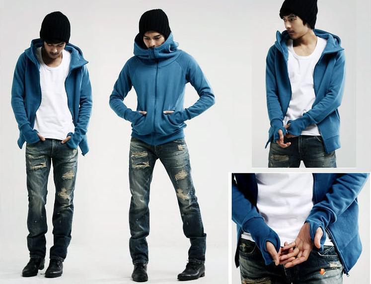 Anime Coat Design Fit Designed Hoodies Coat