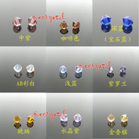 Wholesale 500PCS Mix Colour mm DIY Crystal Beads Glass Beads Loose Bead String Diamond Crystal Beads