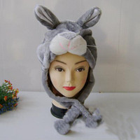 Wholesale Factory Sale Inventory Christmas discounts hat animal hats caps winter hat A1