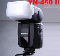 Wholesale Free ship New YN II Flash Speedlite for Nikon D700 D300 D200 D100