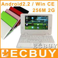 windows 7 laptop - 7 quot Mini Netbook WIFI laptop Notebook EPC MID Windows CE Via GB M