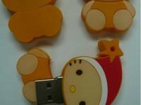 Wholesale new usb disk usb flash disknanga doll lovely doll usb2 usb flash drives GB GB GB