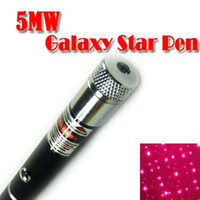 High Quality 5MW 650NM RED Laser Pointer Pen Galaxy Star Pen...