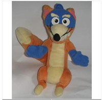 Wholesale TALKING quot TALKING SWIPER DORA EXPLORER TOY PLUSH DOLL