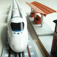 Wholesale Hot Speed CRH Train Electric trains electric toy train train track RC Trains free shopping