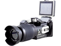 Wholesale New HD9100T HD9100 P HD camera MP video Digital Camcorder DV upgraded version from HD9000