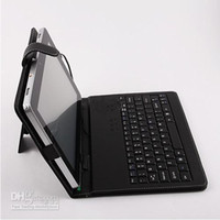 Wholesale Free Keyboard Case inch Tablet PC Flytouch Android X220 GPS USB G WIFI for ipad2