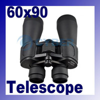 Wholesale 60 Zoom Outdoor Tourism Telescope Jumelles Binoculars for Camping Hiking Adeal