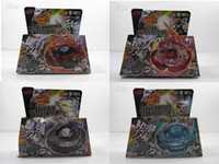 Wholesale 6 stype Super Beyblade D Beyblades d games Top Clash Metal Beyblades Spinning Tops Toys Games