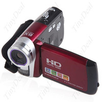 Wholesale 3 quot Rotary Screen MP X Digital Zoom DV Camcorder Video Recorder with SD Slo