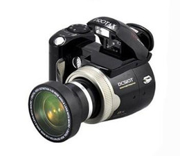 Wholesale Fashion Christmas DC510T inch TFT MP Digital Camera Video Camcorder DC500T upgrade photography