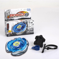 Wholesale 4D Beyblade Spinning Tops Toy Clash Beyblade Metal Fusion Toy Tap Launcher designs CC11