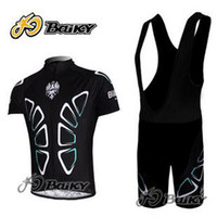Wholesale 2011 BIANCHI Cycling Short Sleeve Jersey wear Black bib Shorts Set Suite Size S XXXL