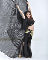 Belly Dance Performance Wings Belly Dance Professional Isis ...