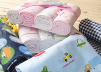 receiving blankets - Baby piece of pack flannel receiving Blankets sleeping bags baby sleep sacks baby sleeping