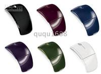 Wholesale 1202 Wireless USB GHz Arc Folding Mouse for PC Laptop