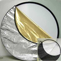 Wholesale 32 quot PHOTOGRAPHY ROUND DISC COLLAPSIBLE REFLECTOR W CASE cm