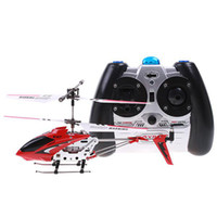 Wholesale Christmas Promotion Syma S107G ch Channel Infrared RC R C Helicopter with Gyro Double Protection RM212Y R BL