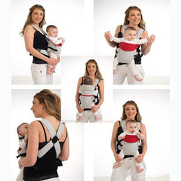 Wholesale Hot sale top quality X shap baby carrier baby learning walk belts baby sling infant carrier