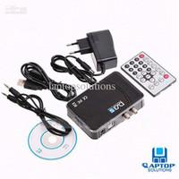 Wholesale DVB S Satellite TV Tuner USB Video Receiver BOX