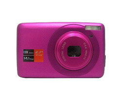 Câmera Digital DC-660 filmadora 14MP 5.1Mega Pixel CMOS 2.7 & quot; LTPSLCD 8 X zoom Digital