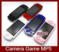Wholesale Real GB Portable Game Player MP5 Player Inch Colors Multi Function MultiLanguages