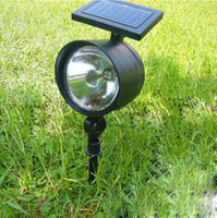 Wholesale Outdoor Solar lights Spot Light courtyard light road lights Garden light