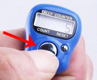 Wholesale LCD Digital Tally Counter