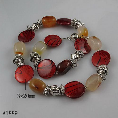 Agate Necklace Hot Sale
