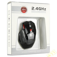 Wholesale 2 G USB Wireless Game Mouse For PC Laptop