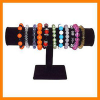 Wholesale Jewelry T bracelet watch bracelet showing stand wrist display stand ZHPSQF