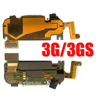 Wholesale CHARGING DOCK PORT CONNECTOR FLEX CABLE USB REPLACEMENT FULL ASSEMBLY For Iphone G GS iphone3G