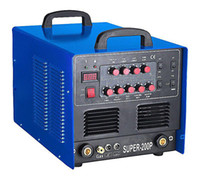 Wholesale AC DC TIG MMA CUT Welding Machine in Super200P Aluminum