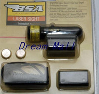 Scope Mounts & Accessories bsa - BSA LS650 Red laser rifle scope Sight Scope with mm mm Rail Base free ship
