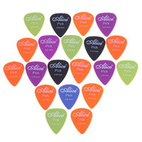 Wholesale Hot sale Alice x mm Smooth Nylon Guitar Picks Plectrums I27