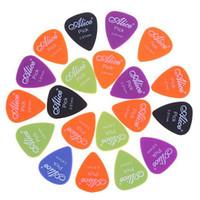 alice guitar picks - 400pcs Alice mm Smooth Nylon Guitar Picks Plectrums I27 set set
