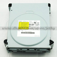 Wholesale 10pcs DG D2S Lite on DVD ROM Drive Replacement For Xbox XBOX360 X By DHL Shipping