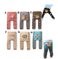 Wholesale Baby Kid Pants PP Leggings toddler Tights groups gt wu2010