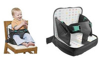 Wholesale TOMY in Boost seat diaper bag changing pad Go anywhere Toddler High Chair booster