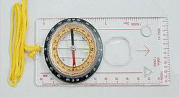 Wholesale Baseplate Ruler Map Scale Compass Scouts Camping Hiking