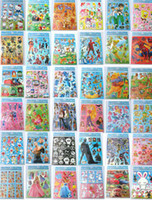 Wholesale Hot Sell sheets New Popular Cartoon Mix Jolee s Boutique Stickers