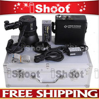Wholesale Shining LCD400 OUTDOOR High power Portable Studio Flash Light strobe