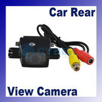 Wholesale Auto Degree Night Vision Car Rear Camera E327 View Reverse Backup Color CMOS LED